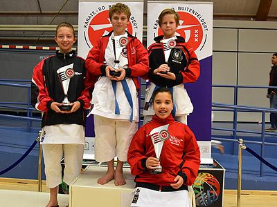 Karate Cup Buitenveldert