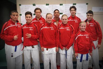 15e Open West-Brabantse Kampioenschappen (kumite)