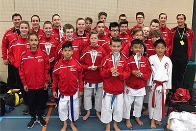 15e Open West-Brabantse Kampioenschappen (kata)