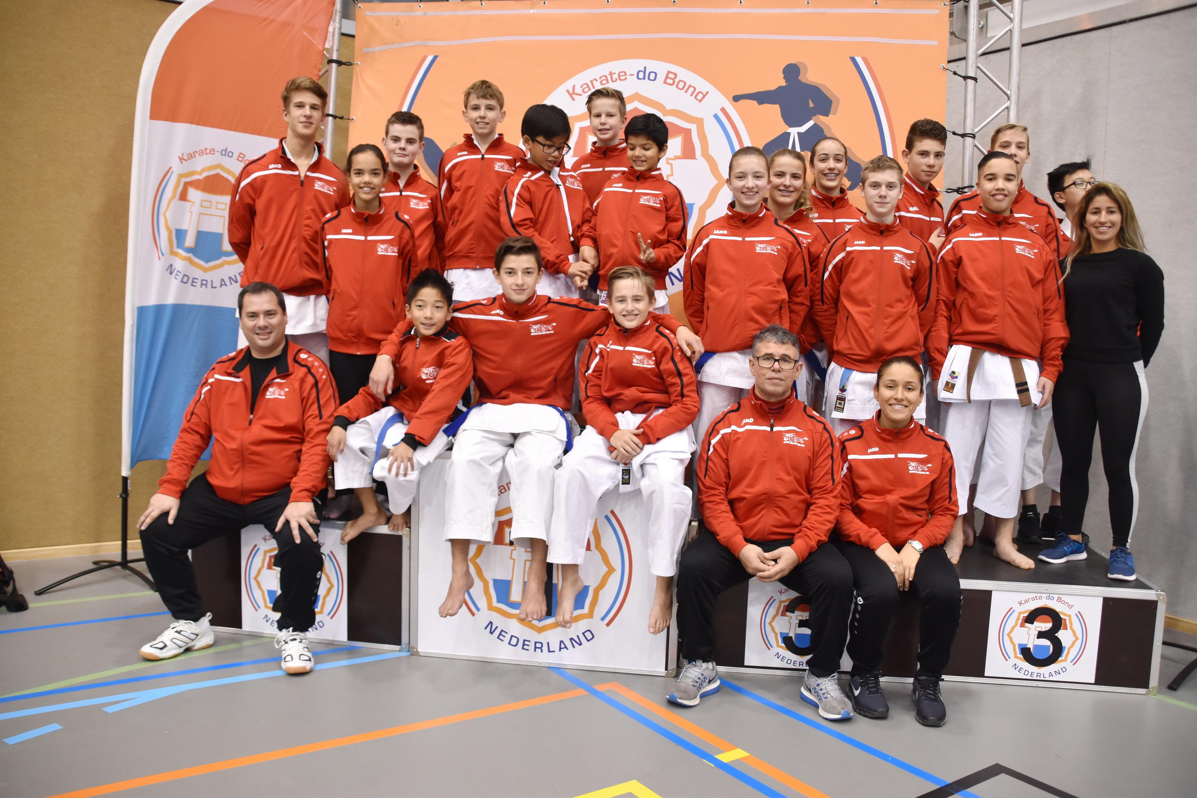Nederlandse Kampioenschappen jeugd, cadetten, junioren en -21jaar 2017 te Zoetermeer