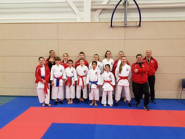 16e Open West Brabantse Karate Kampioenschappen 2018