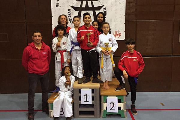 4e Shotokan Toernooi Terheijden | kumite