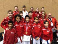 Twee Nederlands Kampioenen voor Elhatri tijdens de NK afgelopen weekend in Zoetermeer