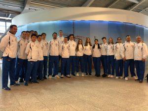 Daan 11e op het EJK 2020 te Budapest